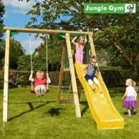 Loc de joaca pentru copii - JUNGLE GYM PEAK