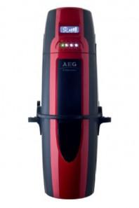 Aspiratorul central de praf AEG OXYGEN - 650 LCD ZCV 870
