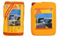 SikaTop®Seal-107 - Mortar semi-elastic pentru impermeabilizare si protectie