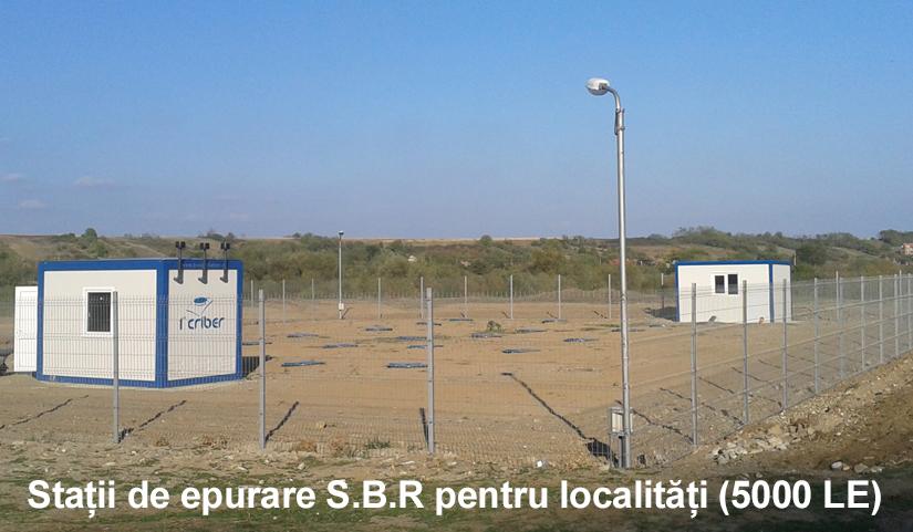 Soluții Bune Românești - stațiile de epurare S.B.R.