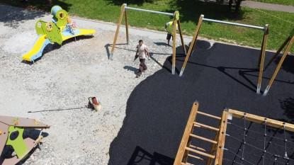 Amenajare parc - pardoseli turnate Baia Mare  Baia Mare INDFLOOR