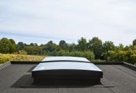 Fereastra cu sticla curbata pentru acoperis terasa - CFP / CVP