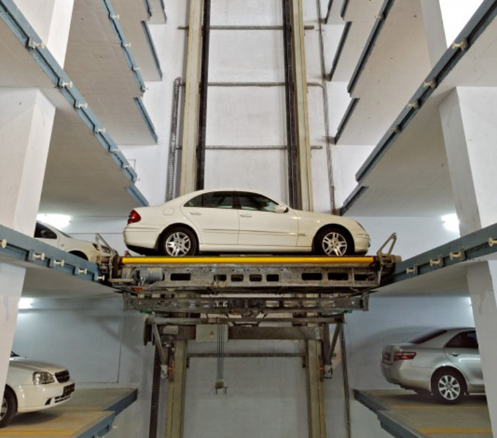 Sistem de parcare automat Multiparker 750/ 760