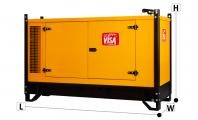 Generator automat VISA D 21 FOX - 20 kVA