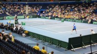 Pardoseala pentru tenis Roma