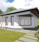 Proiect de Casa Parter pentru un teren de 300 mp