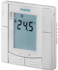 Termostat pentru incalzire electrica in pardoseala Siemens RDD310/EH