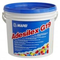 Adeziv epoxi-poliuretanic bicomponent pentru covor de cauciuc, PVC, linoleum - MAPEI Adesilex G19