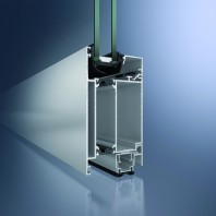 Profil din aluminiu pentru usa - Schüco ADS 70 HD