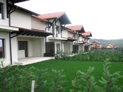 Exteriorul ansamblului rezidential Meses Garden  Zalau SAINT-GOBAIN CONSTRUCTION PRODUCTS ROMANIA - DIVIZIA RIGIPS