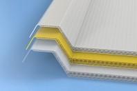 Sisteme din policarbonat cutat - GRECA