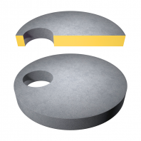Placi de acoperire pentru bazine - PCB-PNB