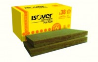Placi din vata minerala bazaltica - ISOVER PLE PLUS
