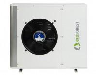 ecoAIR Monobloc - Pompa de caldura cu sursa de aer cu tehnologie EVI