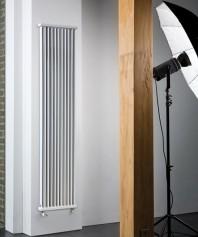 Calorifer vertical cu elementi de otel - Deco Space Vertical