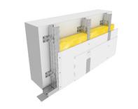 Placare P 75, CW50s60, 2xNIDA Standard 12.5 + MW