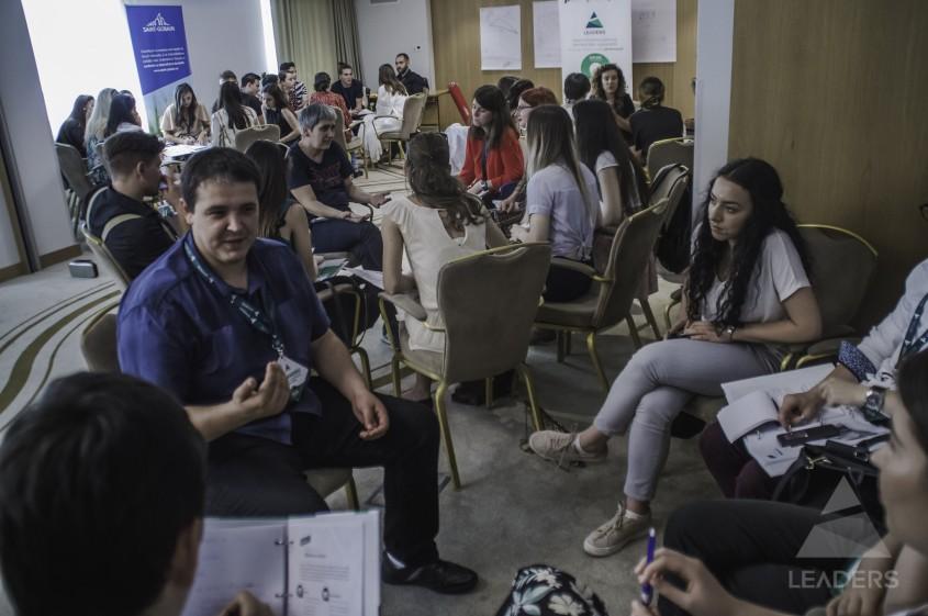 Saint-Gobain susţine proiectul LEADERS Explore pentru studenți