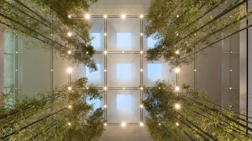 Un nou magazin Apple, creat de Foster + Partners dintr-un material inovator