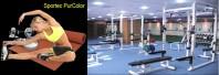 Pardoseli Sportive - Fitness & body-building - Sportec PurColor