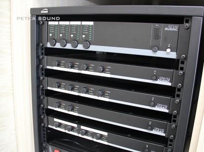 Sistem AUDAC MTX 48  Galati PETEA Sound