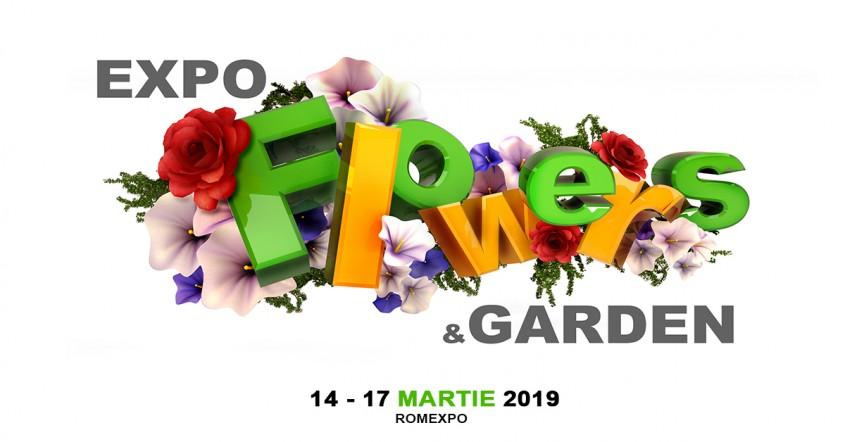 Învață să dai culoare grădinii tale la EXPO FLOWERS & GARDEN