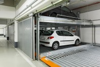 Sistem de parcare semi-automat - TrendVario 4300