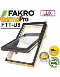 Fereastra supertermoizolata Fakro FTT-U8 Thermo