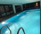 Termoizolarea structurii unei piscine din Săldăbagiu de Munte cu ajutorul sticlei celulare