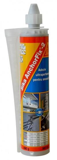 Sika AnchorFix®-2 - Adeziv de inalta performanta pentru ancorari
