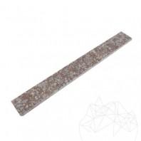 Plinta Granit Peach Red Polisat 7 x 60 x 1 cm  GRN-7514