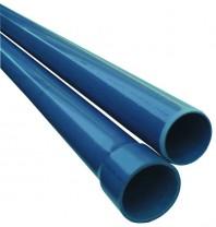 Sistemul de țevi de protecție din PVC cu mufă lisă