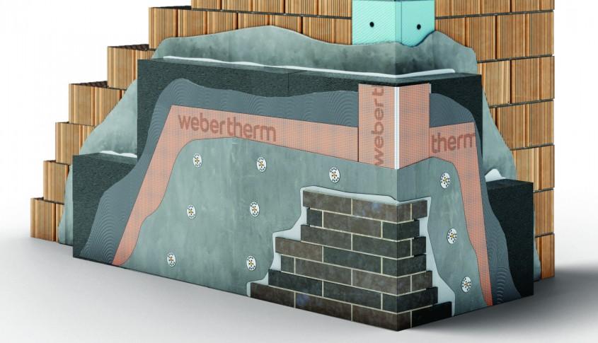 Saint-Gobain prezintă  trei noi soluții pentru termoizolarea fațadelor în sistem ETICS