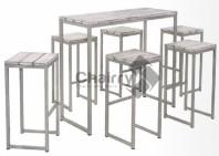 Set masa cu scaune T 024