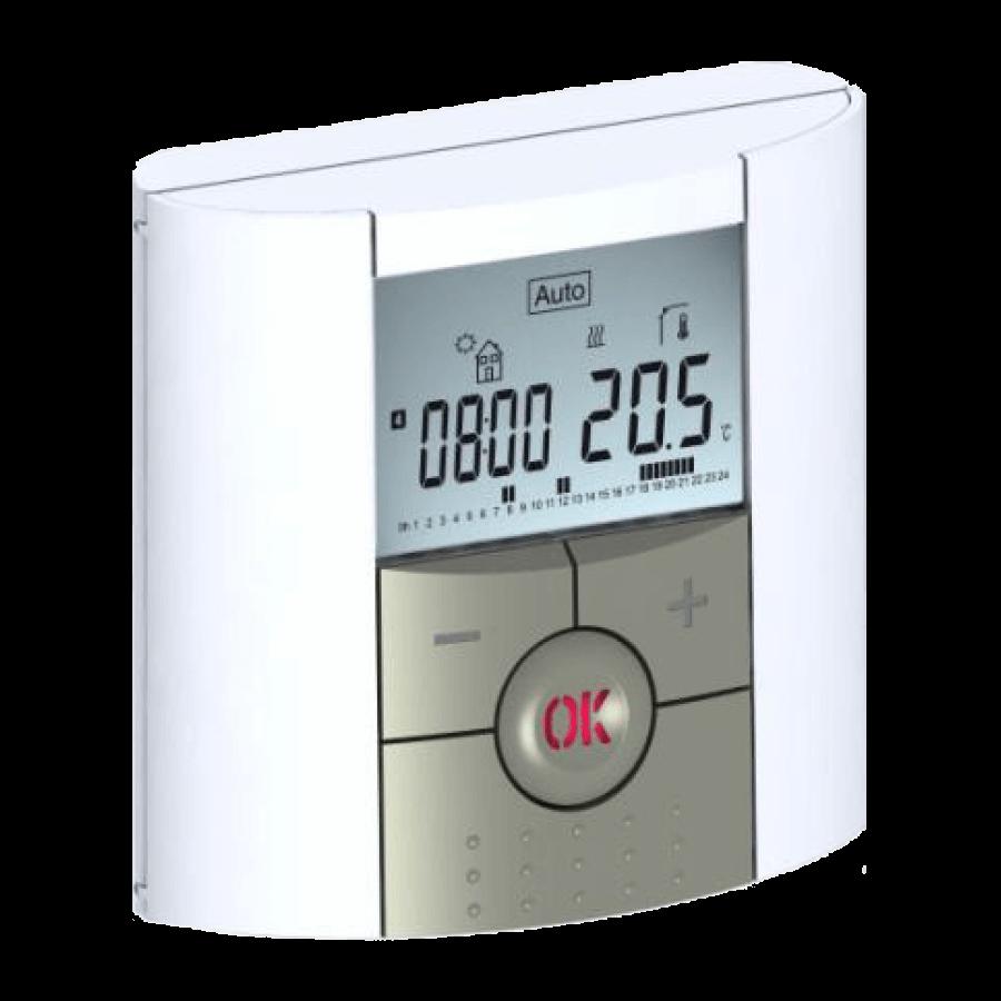 Termostat digital programabil de ambient, cu fir