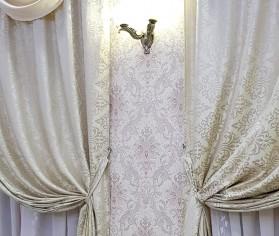 Tapet lavabil de vinil pentru amenajare Restaurant L'angora din Brașov