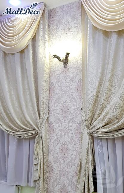 Detaliu tapet pe peretele restaurantului  Brasov TOP RESERVE BUSINESS