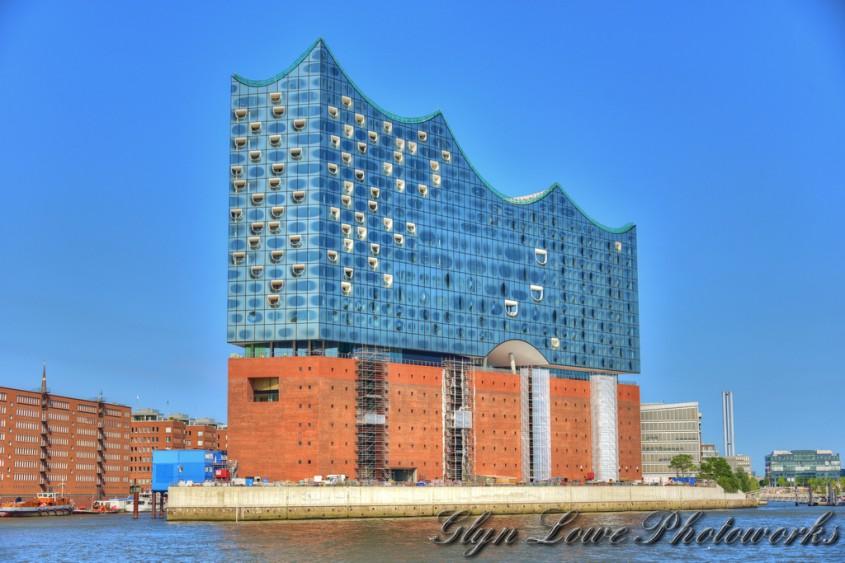 Sala de concerte Elbphilharmonie Hamburg de Herzog & de Meuron (Hamburg, 2017)