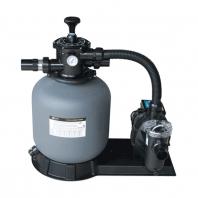 Sisteme compacte pentru recircularea si filtrarea apei din piscine