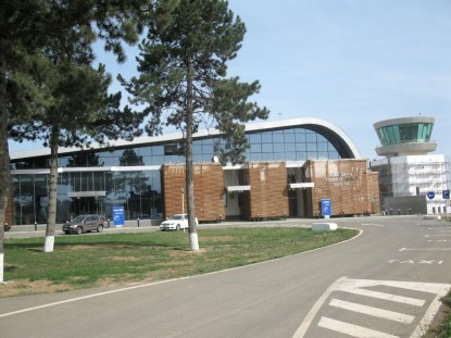 Aeroportul international Stefan cel Mare - exterior  Suceava SAINT-GOBAIN CONSTRUCTION PRODUCTS ROMANIA - DIVIZIA RIGIPS