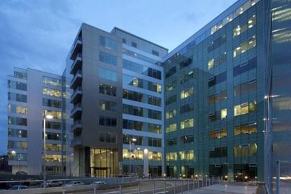 Prelucrare sticla complex de birouri Floreasca Business Park  Bucuresti SPECTRUM INOVATIV & INDUSTRIES