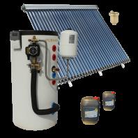 Pachet Solar C202 cu boiler bivalent