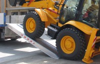 Rampa de incarcare din aluminiu - Metalmec M200 / M230