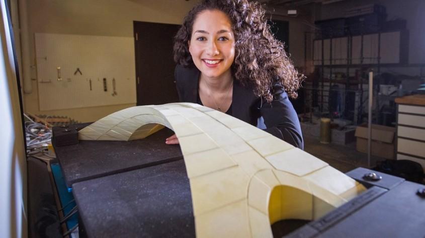 Un pod propus de Leonardo da Vinci cu 500 de ani în urmă se dovedește a