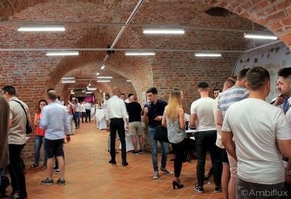 Iluminare led crama vinuri  Oradea ELECTRONIC INTERACTIV