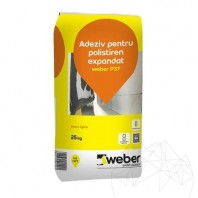 Adeziv polistiren expandat -  Weber P37 25kg Weber Saint Gobain Romania  APN-25