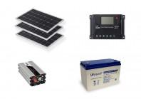 Sistem fotovoltaic Poweracu Off-Grid 0.3kw