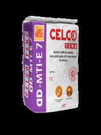 Mortar pentru tencuire mecanizata - CELCO® TENC DD-MTIE7