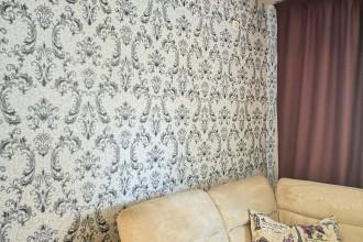 Ambientarea unei locuințe din București cu tapet MallDeco extralavabil