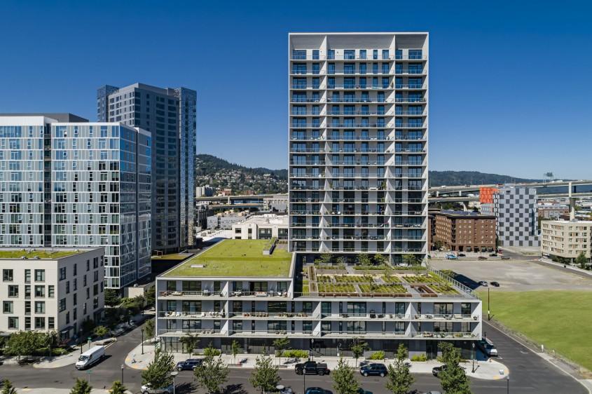 Condominiul Vista North Pearl / Bora Architects / SUA