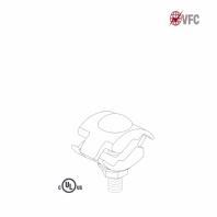 Clema paralela VFC® pentru conductoare 4-11mm